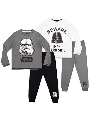 Pijama para Ni/ños Brillan En La Oscuridad Star Wars