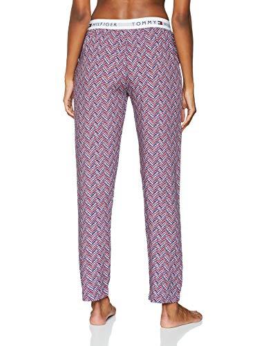 Tommy Hilfiger Woven Pant Chevron Pantalones De Pijama Para Mujer Azul Navy Blazer 416 40 Talla Del Fabricante Md Significado De Los Suenos